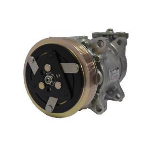エアコンコンプレッサー プジョー 206 206CC 206SW T16RG T16XT用 メーカー品番 SD6V12-1412 互換製品|carmeister