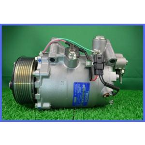 エアコンコンプレッサー ホンダ CR-V RE3/RE4用 純正品番 38810-RZY-A01 互換製品|carmeister