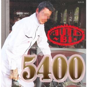 縮みが少なく、シワになりにくい オートバイ印長袖つなぎ 5400 S〜3L 【山田辰・AUTO-BI・長袖・ツナギ】|carnalead