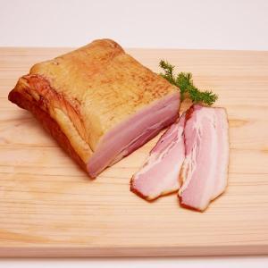 手造りベーコン ブロック1枚(約300g)|carne-shop