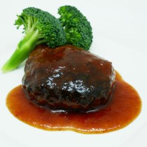 近江牛手造りハンバーグ(和風おろしソース) 1個|carne-shop