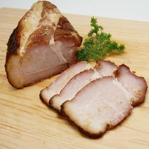 直火手作り焼き豚 モモ 1本(約400g)|carne-shop