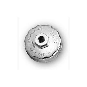 外車用 オイルフィルターレンチ( カップ式深いタイプ ) KTC製 AVSA074C|carpart83