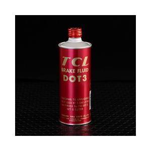 ブレーキオイル DOT3 1L TCL|carpart83