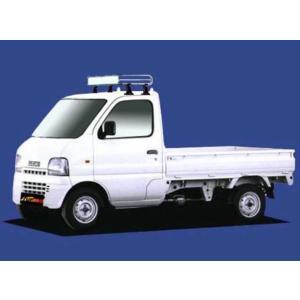 キャリィトラック DA52T DB52T 送料無料 TUFREQ ルーフキャリア トラック用 コストパフォーマンス Cシリーズ CF227A|carpart83