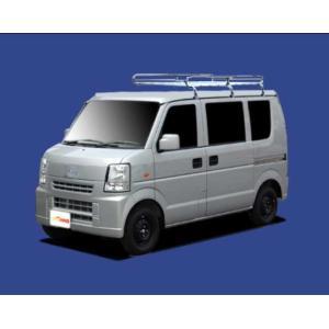 スクラム DG64V ルーフキャリア TUFREQ L271 標準ルーフ 安い! コストパフォーマンスに優れる Lシリーズ 6本足 雨ドイ付車 標準ルーフ 送料無料|carpart83