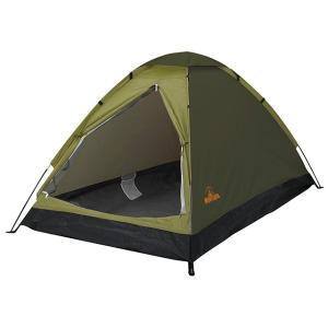 組立式2人用ドームテント ソロキャンプ ツーリング にも 沖縄・離島以外は送料無料|カーパーツ アクセス