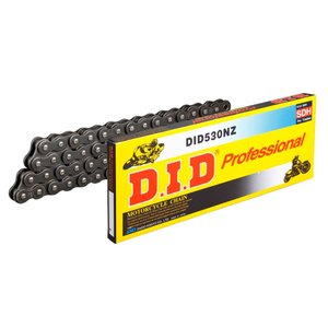 DID 530NZ-96L ZJ(カシメ) 4525516171595 大同工業株式会社 D.I.D バイクチェーン カーパーツ アクセス