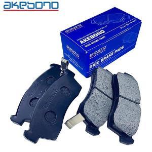 【AKEBONO】アケボノ 国産車ブレーキパット AN-727K【代表適合車種】スズキ アルト,ワゴンR,Kei|carpartstsc