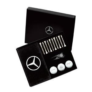 メルセデスベンツコレクショングッズ テーラーメイド ゴルフギフトセット B66450126|carpartstsc