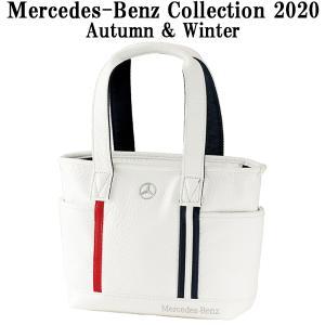 メルセデスベンツコレクション Mercedes-Benz×Titleist ラウンド トートバッグ ...