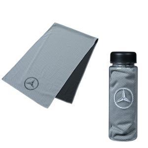 メルセデスベンツコレクション Mercedes-Benz×Titleist クーリングタオル ホワイ...