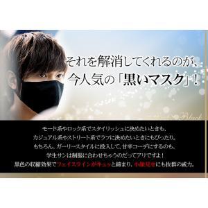 送料無料大人気黒マスク blachen  フリーサイズ(布)5枚入り 活性炭入り 高品質立体マスク 花粉症 pm2.5 風邪 インフルエンザ対策に|carpediem02|03
