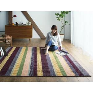 スミノエ ラグマット ディレット 200×200cm ウール100% 日本製|carpet-jp