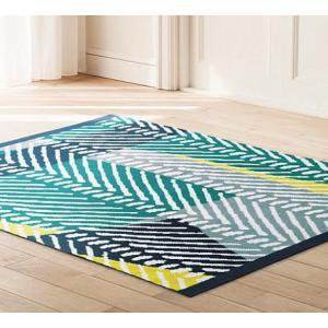ニット素材のラグ スミノエ リグリア 110×160cm ラグマット カーペット おしゃれ 長方形 滑り止め 日本製|carpet-jp