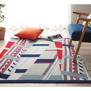 ニット素材のラグ スミノエ シャードプラザ 110×160cm ラグマット カーペット おしゃれ 長方形 滑り止め 日本製|carpet-jp