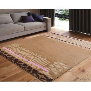 スエードタッチのラグ スミノエ ソフィーユ 200×200cm ラグマット カーペット おしゃれ 防ダニ 床暖ホットカーペット対応 滑り止め 日本製|carpet-jp