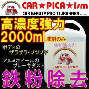 ★限定クーポン★ 鉄粉除去剤 2000ml 濃いから効く P...