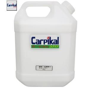 洗車 カーケア用品 鉄粉クリーナー / 業務用 スーパー鉄粉除去&水垢取りシャンプー 4L carpikal360