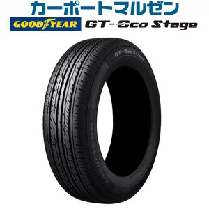 送料無料 サマータイヤ単品 185/60R15 84H グッドイヤー GTエコステージ