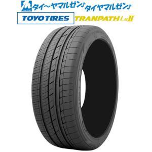 新品・送料無料・タイヤのみ(1本〜) トーヨー トランパス Lu2 235/50R18 101W XL (数量限定)の画像