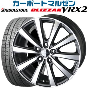 スタッドレスタイヤ 215/55R17 スマック VI-R ...