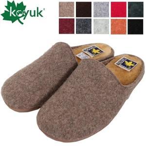 KOYUK カヤック コユック フェルト サボ サンダル 靴 レディース ルームシューズ 北欧 2019 ショート コユーク|carre-store