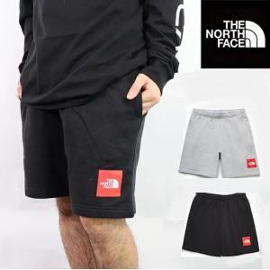THE NORTH FACE ザ ノースフェイス ハーフパンツ スウェット パンツ ショーツ メンズ...