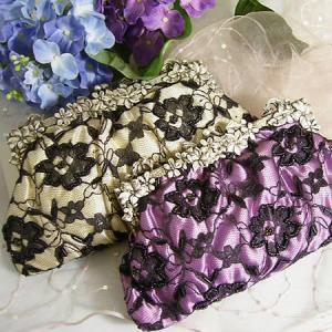 パーティーバッグ レディース レディス 刺繍 Femme de Femmes オーブ bag|carron