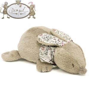 ぬいぐるみ うさぎ ラビット かわいい 小さい LILA S ベルギー Dimpel 16cm|carron