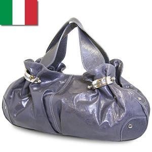 ハンドバッグ レディース レディス ギャザー 本革レザー イタリア製 MEGGHI アンバー bag|carron