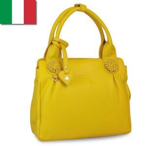 クラシカルハンドバッグ レディース レディス 本革レザー フラワーモチーフ carraro カラーロ イタリア ルチア bag|carron