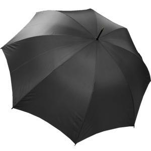 長傘 婦人用 軽い 軽量 レディース レディス 雨傘 スリム 国産寒竹ハンドル ブラック|carron