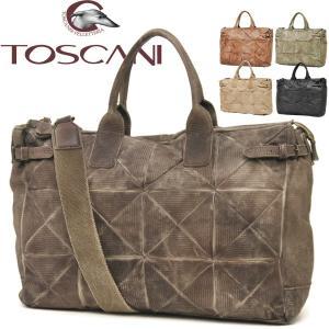 トートバッグ レディース 通勤 カジュアル メンズ ショルダーバッグ 革 ウォッシュレザー 2WAY 斜め掛け イタリアブランド TOSCANI ルフィナ A4 brand Men's bag|carron