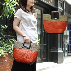 かごバッグ シンプル レディース レディス くり手 トートバッグ ハンドバッグ カゴバッグ カゴバック クレア bag|carron