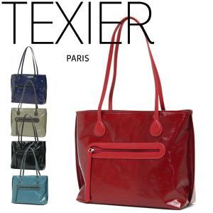 トートバッグ レディース レディス ブランド キャンバス ビニールコーティング 雨対策 ビジネス 通勤 軽量 マザーバッグ フランス TEXIER brand bag|carron