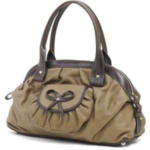 ショルダーバッグ レディース レディス 可愛い ボストンバッグ おしゃれ 通勤 本革 イタリアレザー QUOTALIA エリーゼ bag|carron