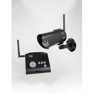 録画一体型 防水・防塵デジタル無線カメラセット AT-2800|carrot-shop