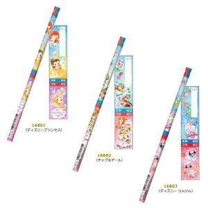 ディズニー 赤青鉛筆 16801/ディズニープリンセス 16802/チップ&デール 16803/ディ...