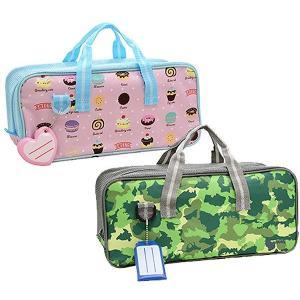 便利で安心!使いやすい!通気性のよい上部メッシュケース かわいいバッグに、すぐ使える絵の具セットが入...