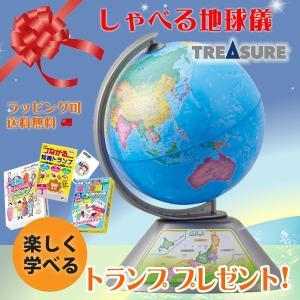 しゃべる地球儀 パーフェクトグローブ トレジャー TREASURE PG-TR15