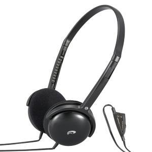 オーム電機 AudioComm テレビ用ヘッドホン HP-H355N 03-2807