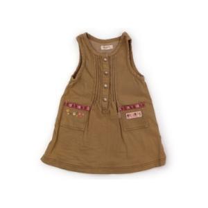 エクボ EKUBO ジャンパースカート 95サイズ 女の子 子供服 ベビー服 キッズ|carryon