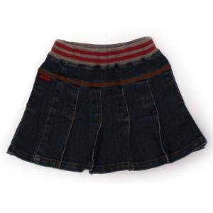 ブランド:Moujonjon(ムージョンジョン) カテゴリー:スカート サイズ:90サイズ 色:デニ...