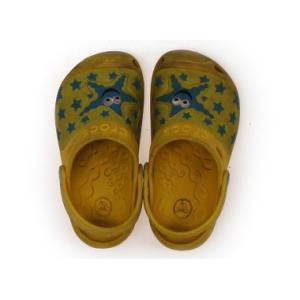 クロックス CROCS サンダル 靴17cm〜 男の子 子供服 ベビー服 キッズ