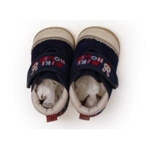 ミキハウス miki HOUSE スニーカー 靴12cmまで...