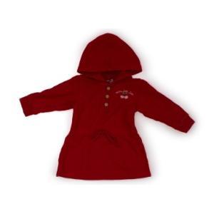 ブランド:Moujonjon(ムージョンジョン) カテゴリー:パーカー サイズ:80サイズ 色:赤、...