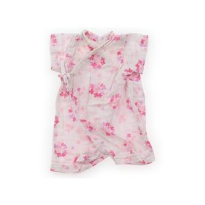 ミキハウス mikiHOUSE 浴衣・甚平・季節のイベント 50サイズ 女の子 子供服 ベビー服 キッズ|carryon