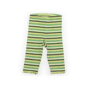 ブランド:Gymboree(ジンボリー) カテゴリー:レギンス サイズ:60サイズ 色:緑・黄色・白...