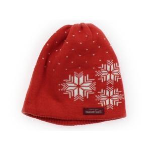 ブランド:mont-bell(モンベル) カテゴリー:帽子 サイズ:Hat/Cap 色:赤、白 状態...